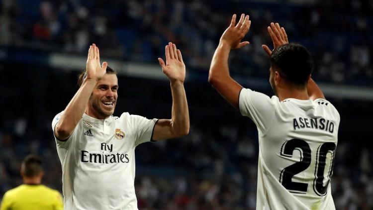 Carvajal y Bale dan al Madrid la primera victoria de la era Lopetegui