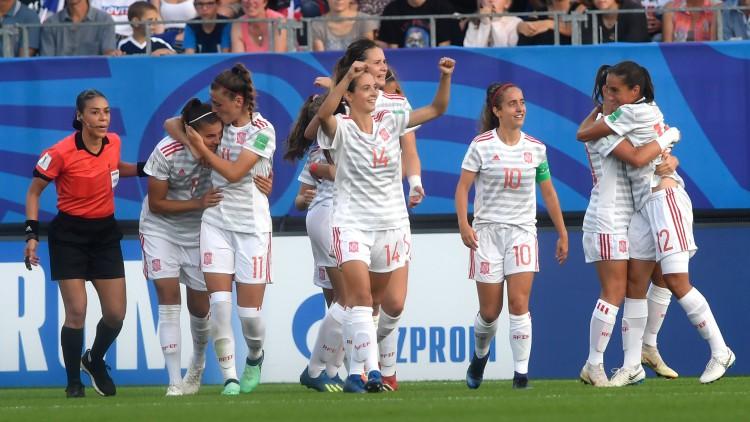 España a la final del Mundial