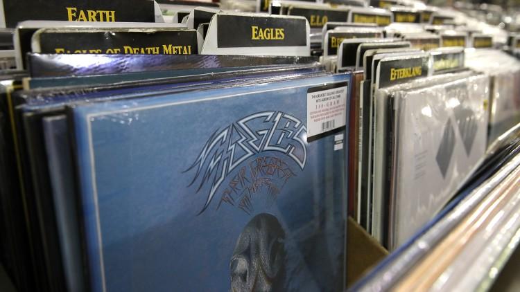 'Thriller' deja de ser el disco más vendido de todos los tiempos