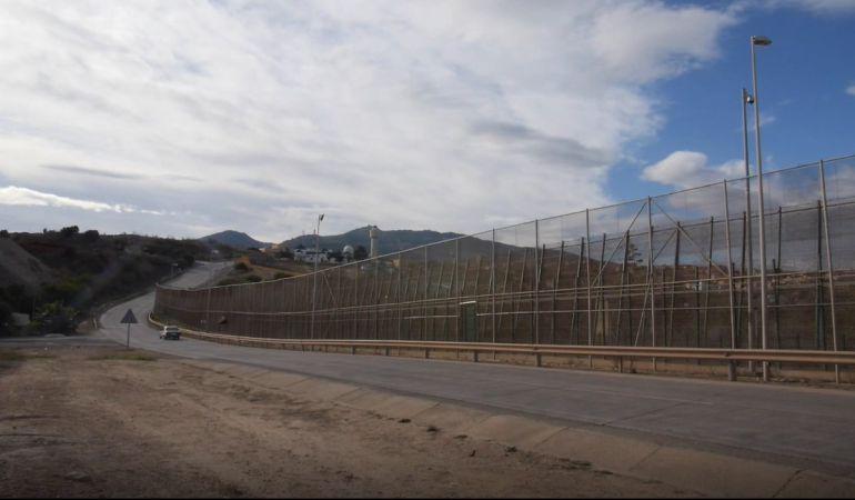 116 inmigrantes saltan la valla de Ceuta