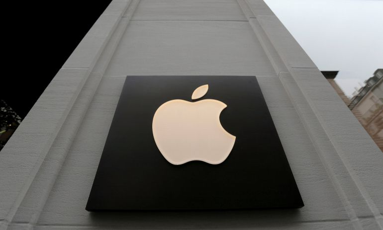 Un carro autónomo de Apple tiene un accidente en Silicon Valley