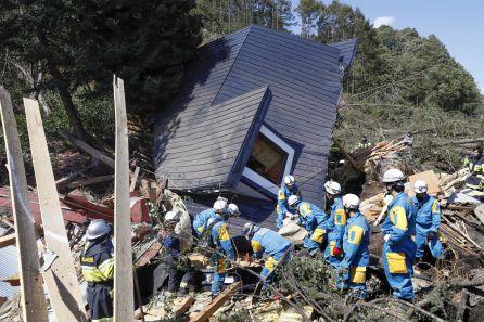 Sismo 6,7 se sacudió a Japón y descartan riesgo de tsunami