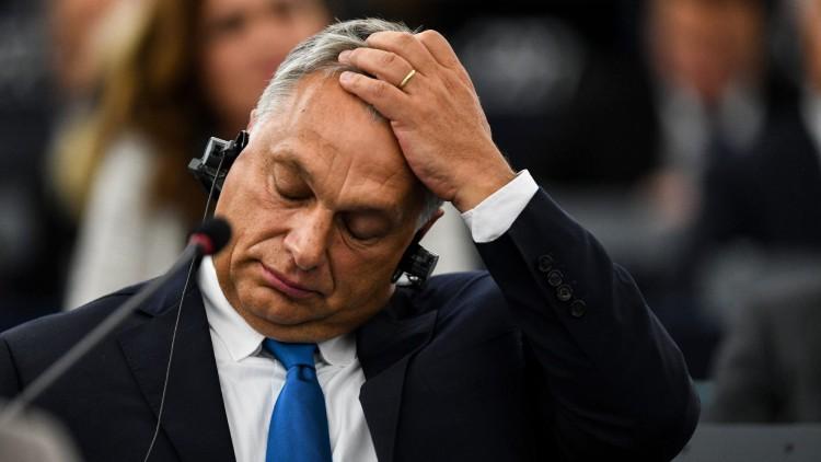 El Parlamento Europeo exige a los gobiernos que retiren el derecho de voto a Hungría