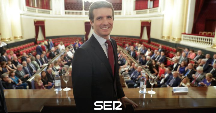Pablo Casado no piensa dimitir