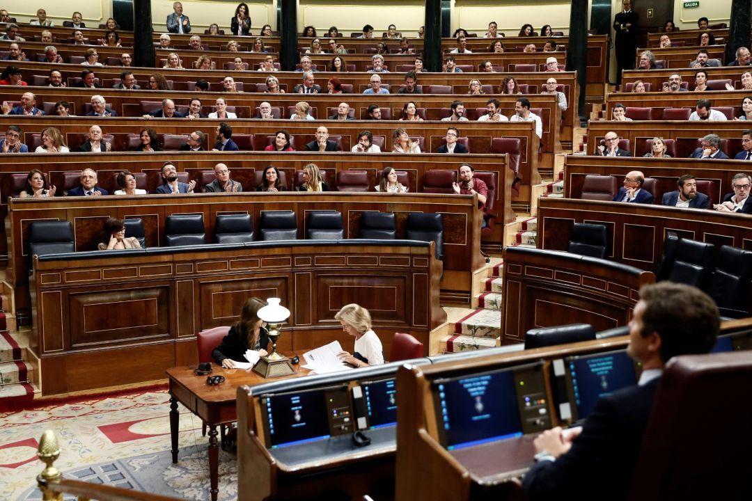 El Congreso aprueba la exhumación de Franco - Nacional