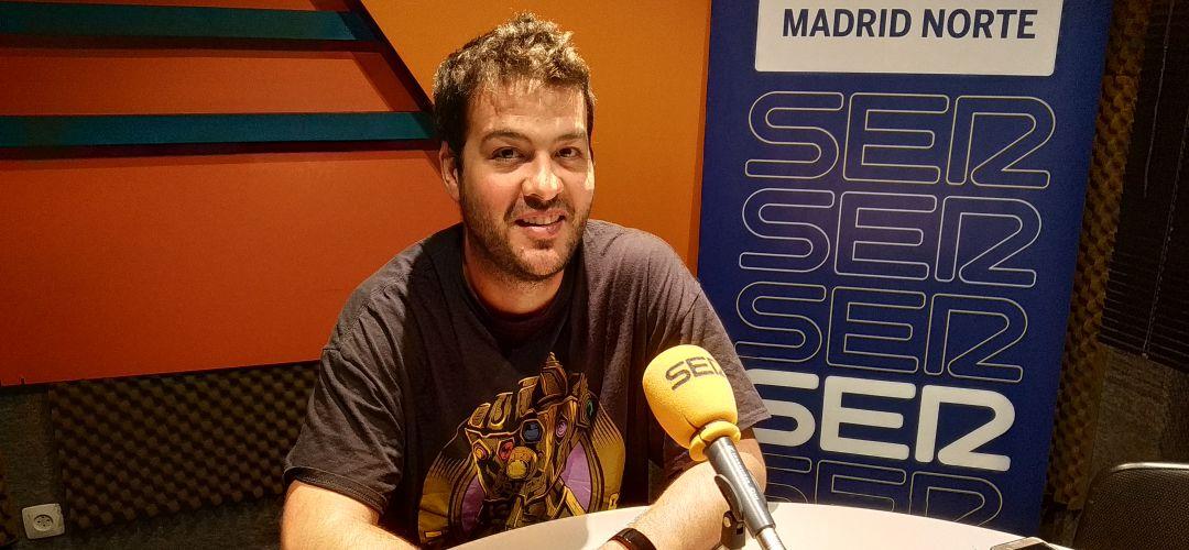 Víctor García, director de la Escuela de Circo de Tres Cantos en Hoy por Hoy Madrid Norte