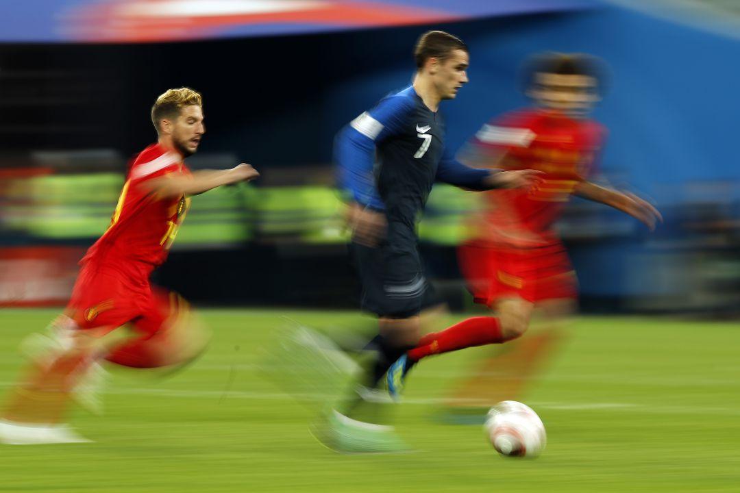Argentina sigue afuera del top 10 del ranking FIFA