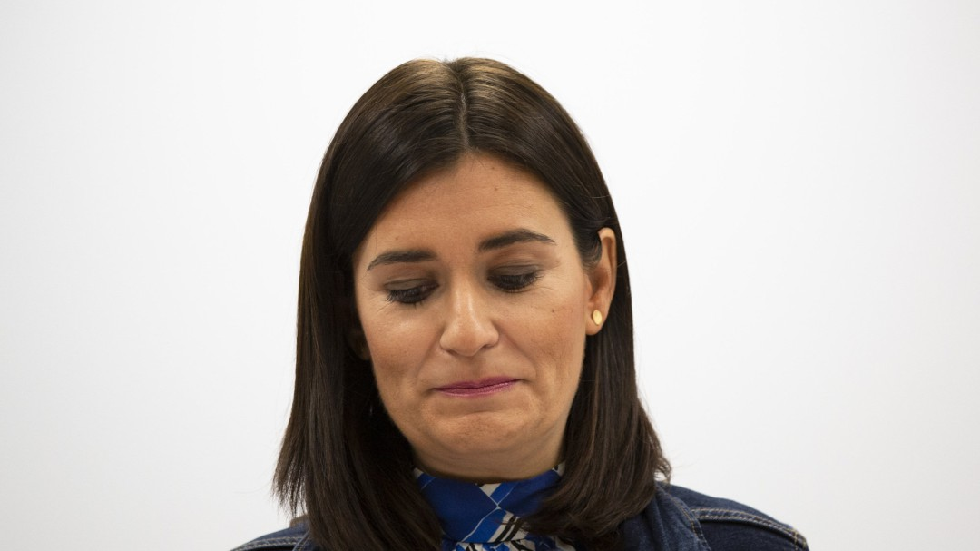 Un juzgado investigará a la exministra Carmen Montón por su máster