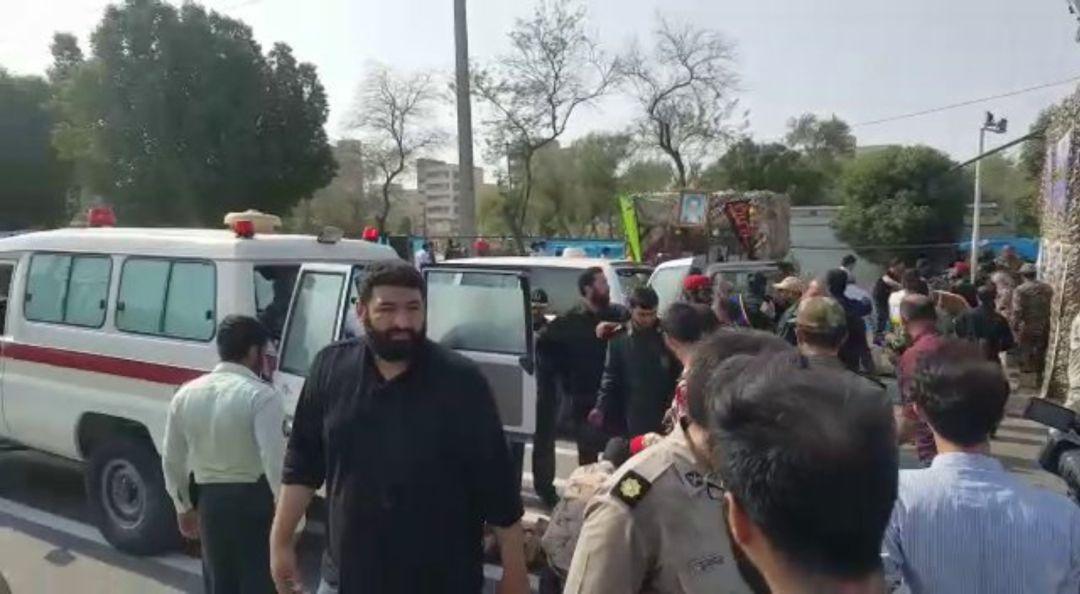 Cifra de fallecidos aumenta a 24 personas — Atentado en Irán