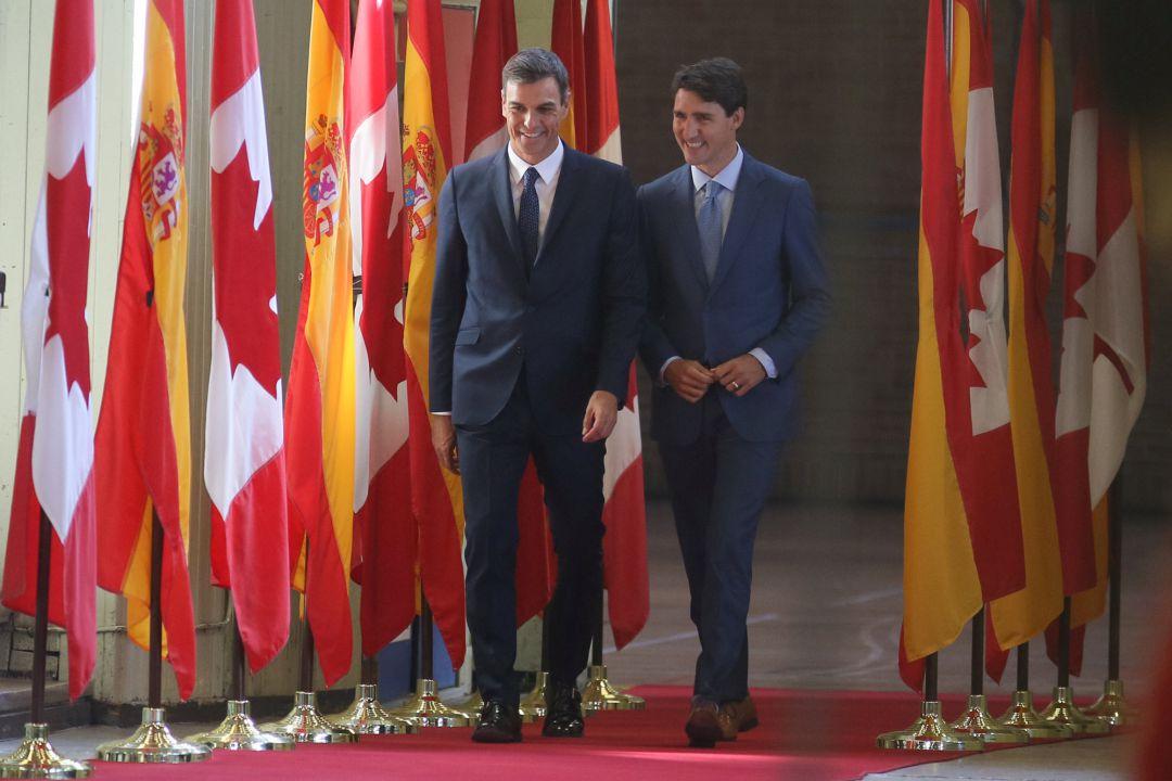 Sánchez pone a Quebec como un ejemplo de