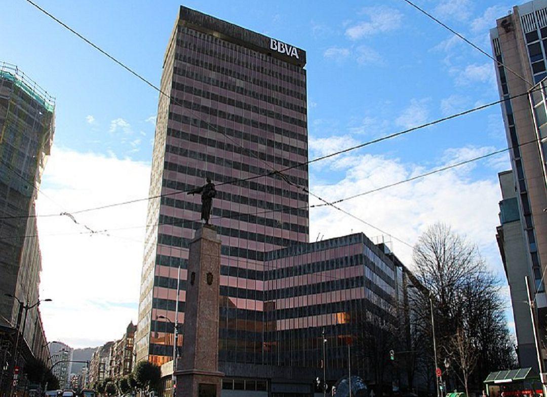La Diputación ocupará toda la torre del BBVA y pasará a denominarse 'Torre Bizkaia'