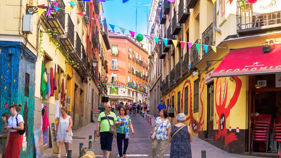 El barrio más guay del mundo está en Madrid