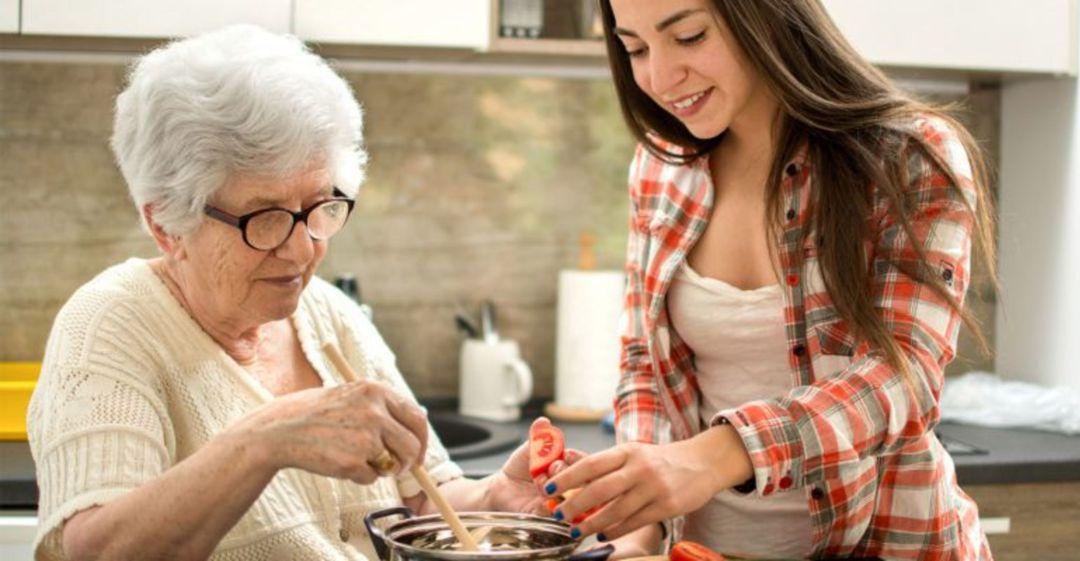 Una semana dedicada a las personas mayores de la comarca