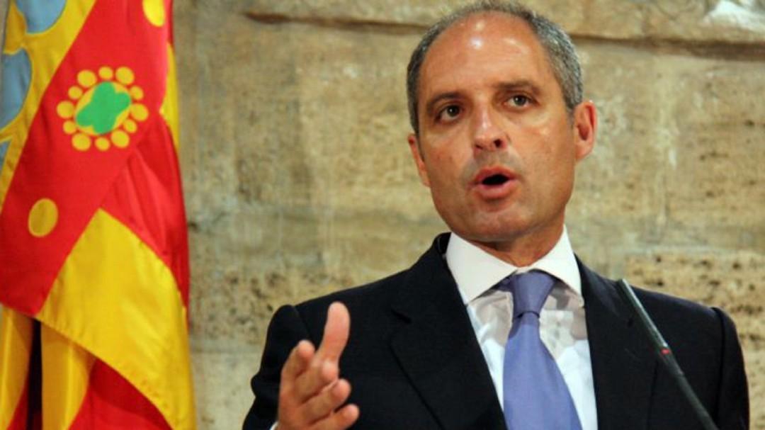 Anticorrupción pide la imputación urgente de Francisco Camps