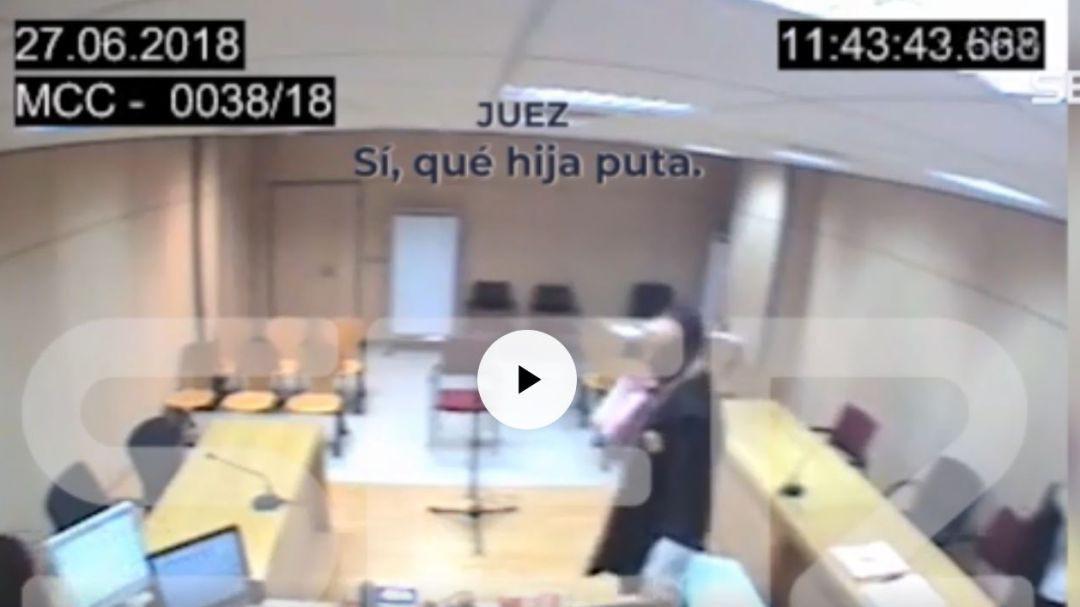 """Cinco abogadas denuncian también al juez que llamó """"bicho"""" e """"hija puta"""" a una víctima de malos tratos"""