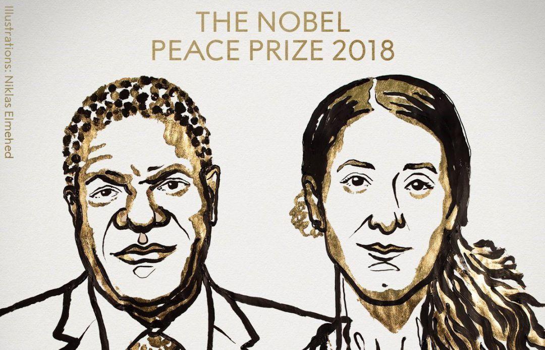 Los perfiles de los premiados con el Nobel de la Paz 2018