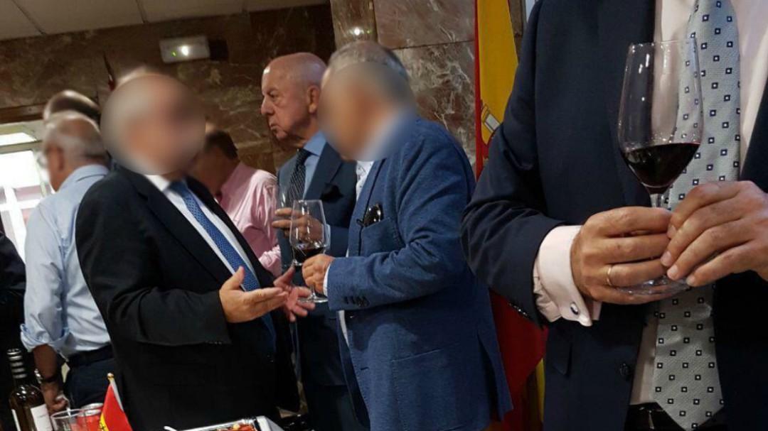 Expedientado el comisario que invitó a 'Billy el Niño' a la fiesta de la Policía