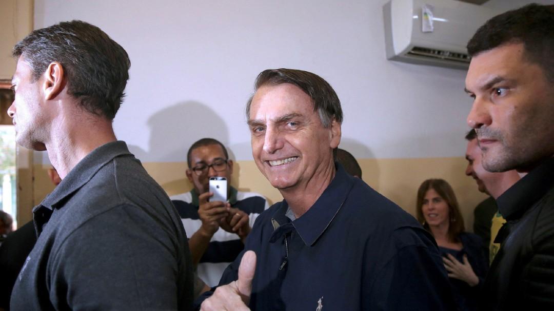 Bolsonaro queda a un paso de la Presidencia