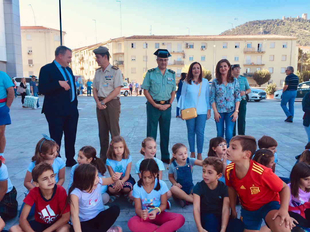 2018 Inglés pequeño en Jaén