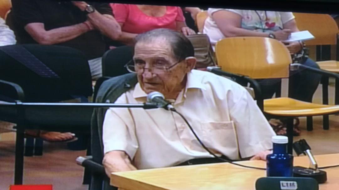 La Fiscalía anuncia que recurrirá ante el Supremo la absolución del doctor Vela