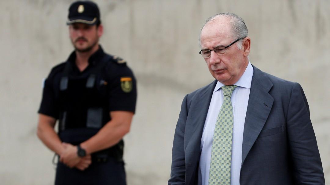 La Audiencia cita a Rato el jueves para comunicarle su ingreso en prisión