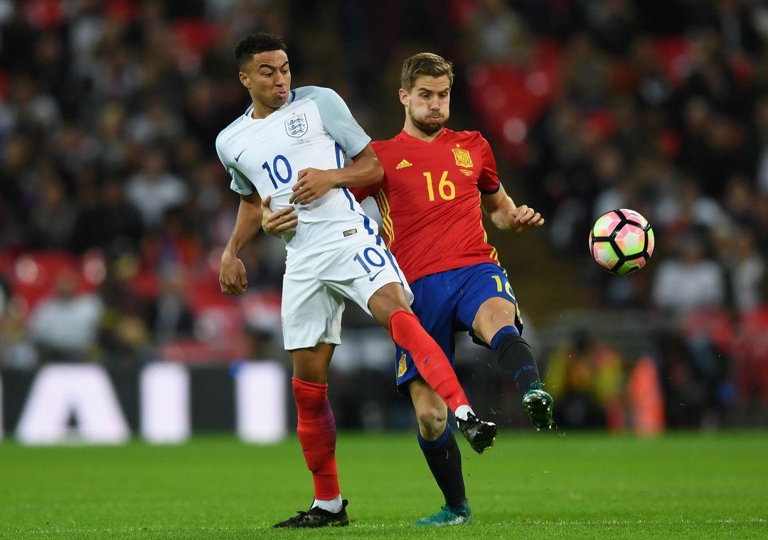 Giggs descartó que Bale pueda jugar contra España — Sensible baja