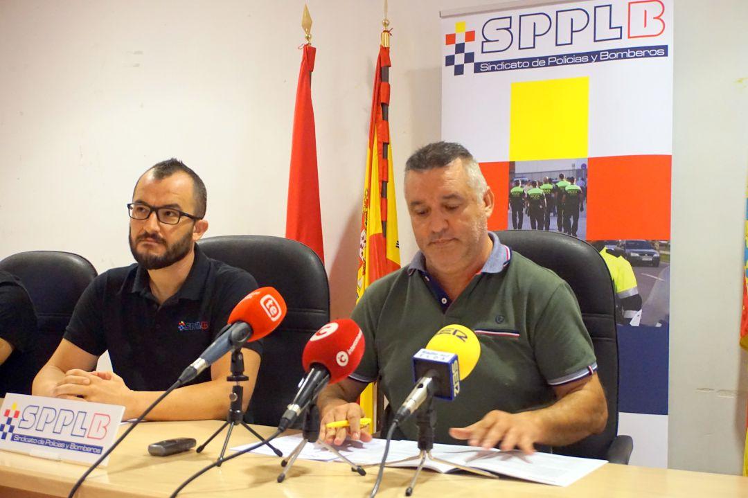 Víctor Giménez y José María Jiménez