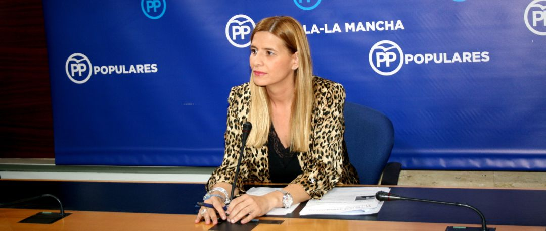 Carolina Agudo, nueva secretaria general del PP-CLM