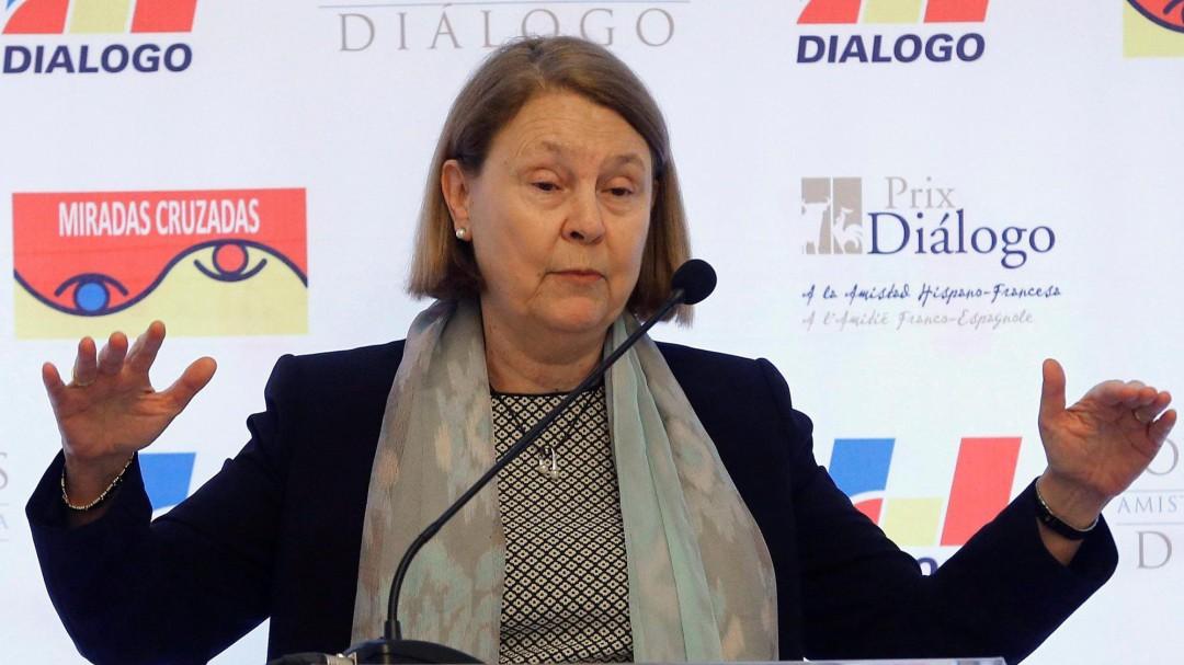 Rosario Silva de Lapuerta: Ser mujer no tiene importancia, sino las capacidades de cada uno
