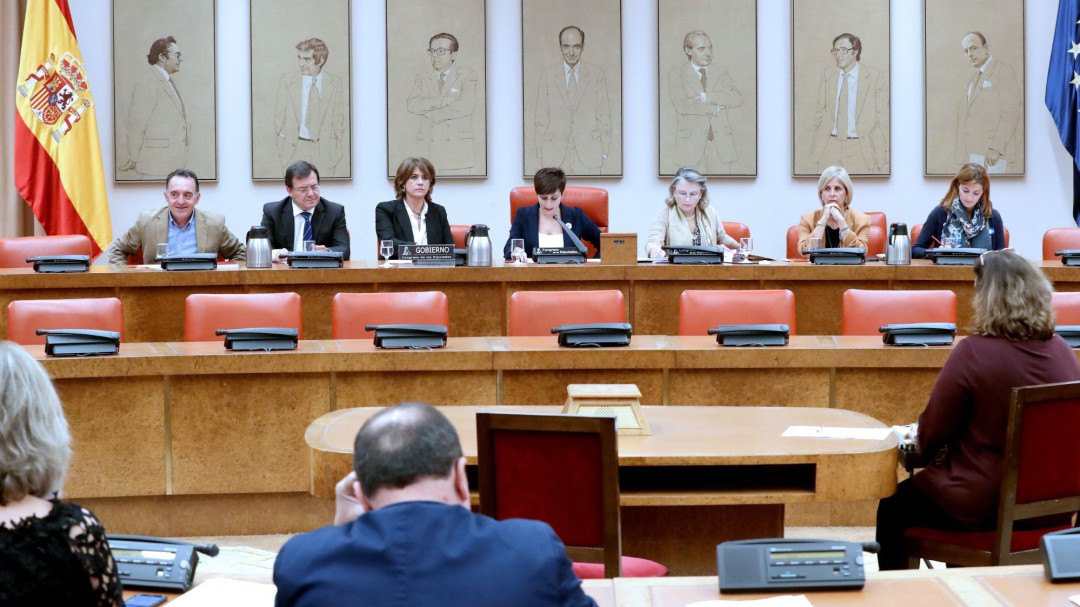 El comisario García Castaño pide permiso al Gobierno para declarar sobre operaciones secretas