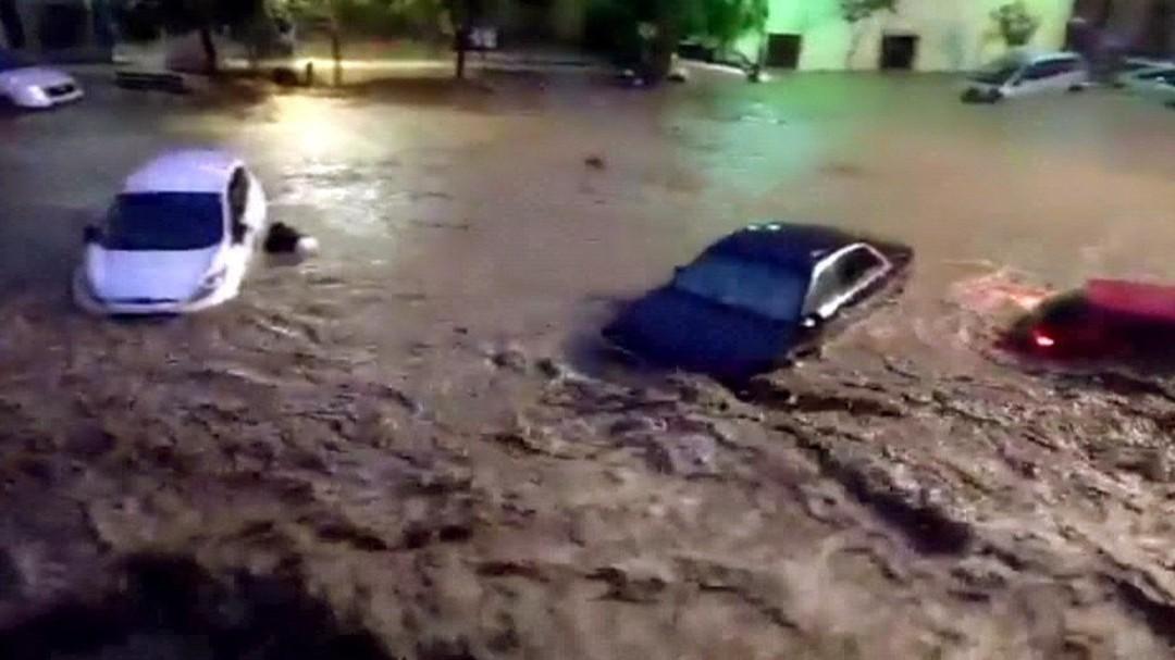 Los vídeos de las inundaciones en el Llevant de Mallorca