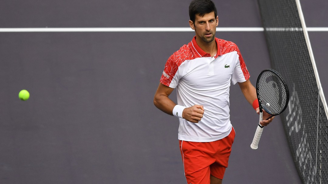Djokovic le da la espalda al 'formato Piqué'