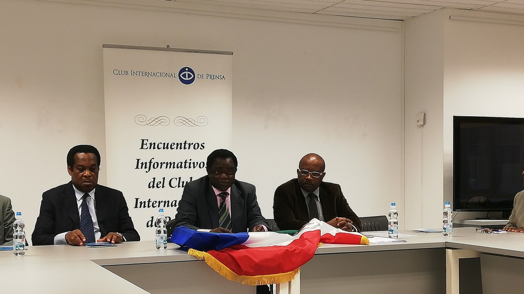 La oposición guineana pide ayuda a España