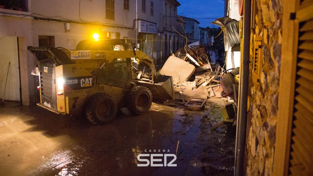 Se eleva a doce el número de fallecidos por las inundaciones en Llevant