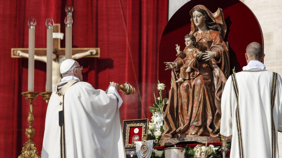 papa francisco proclama santo pablo