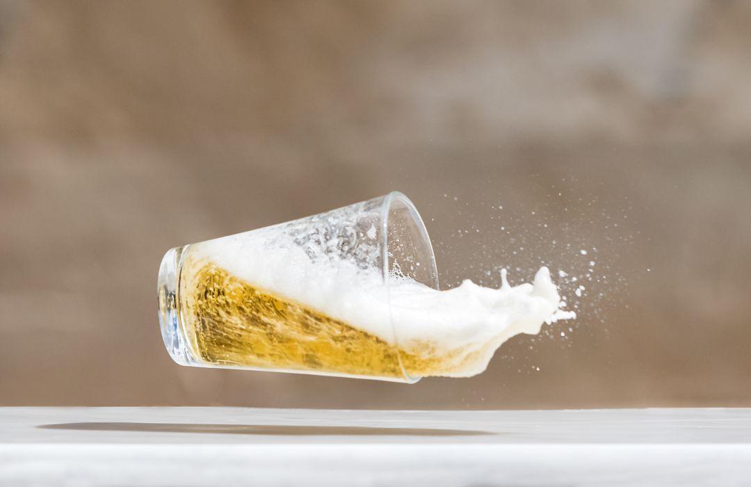Disminuirá la producción de cerveza en el mundo