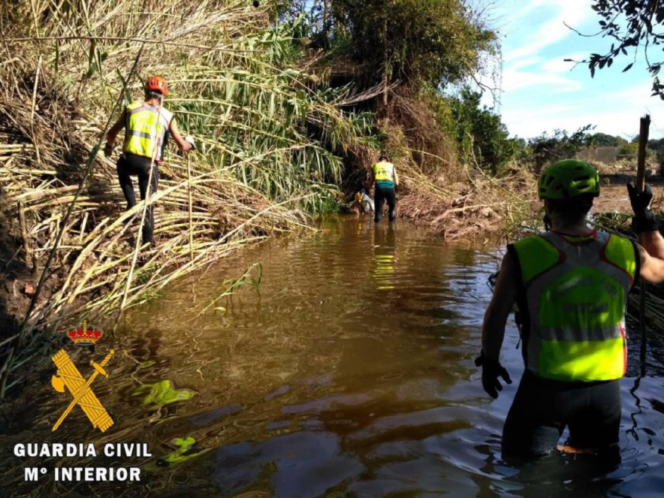 El Equipo de Rescate en Montaña de <h3 class='enlacePalabraNoticia' onclick='opcionBuscarActualidad('Riaza','')' >Riaza</h3> participa en el operativo de las inundaciones de Mallorca
