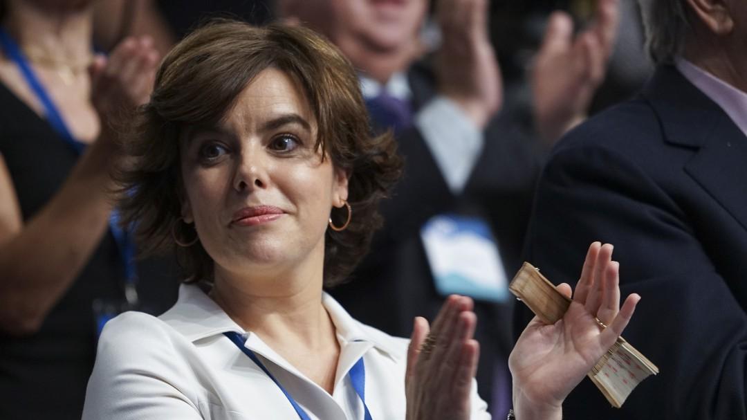 El Gobierno nombra a Sáenz de Santamaría miembro del Consejo de Estado