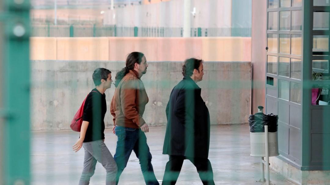 ERC mantiene el 'no' a los presupuestos tras la visita de Iglesias a Junqueras
