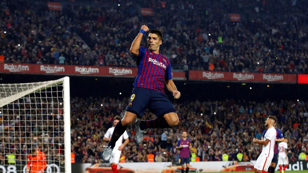 El Barça arrolla, pero tiembla por Messi