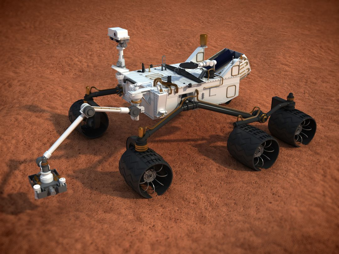 Oxígeno no es bastante para hablar de habitabilidad en Marte, dice experto
