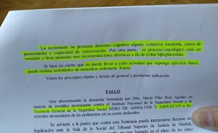 El fallo del juzgado de lo social de Madrid
