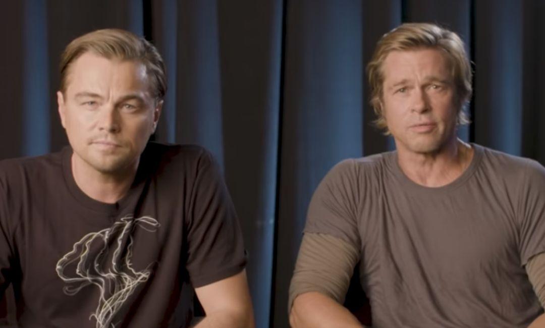 Leo DiCaprio y Brad Pitt, juntos contra las políticas de Trump
