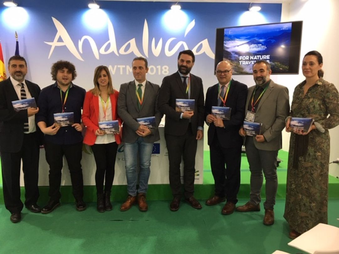 Empresarios y responsables municipales acuden a la World Travel Market de Londres