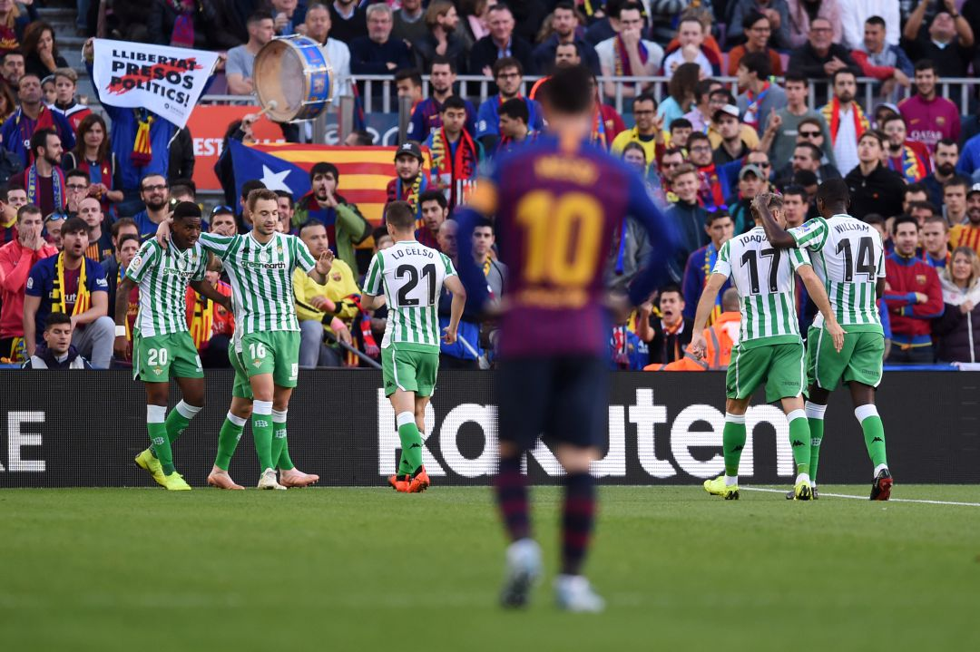 Arturo Vidal: No pueden venir equipos a hacerle cuatro goles a Barcelona