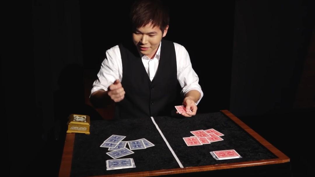 El asombroso truco ganador del Campeonato Mundial de Magia