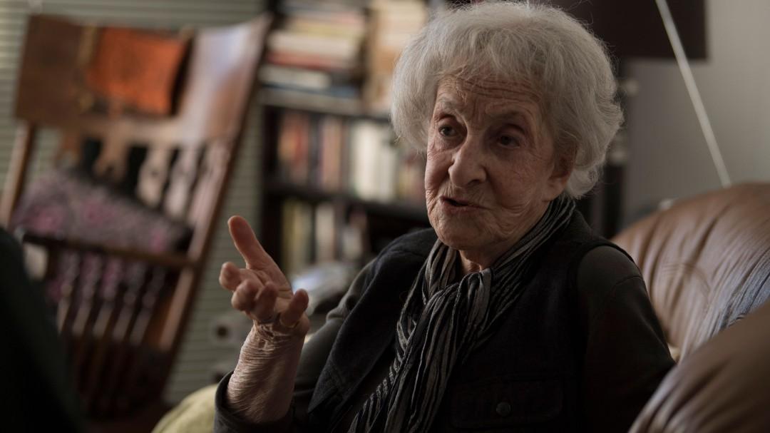 La poeta Ida Vitale se convierte en la quinta mujer en ganar el Cervantes