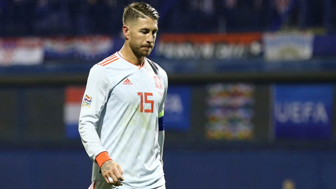 Sergio Ramos abandona la concentración de la Selección española