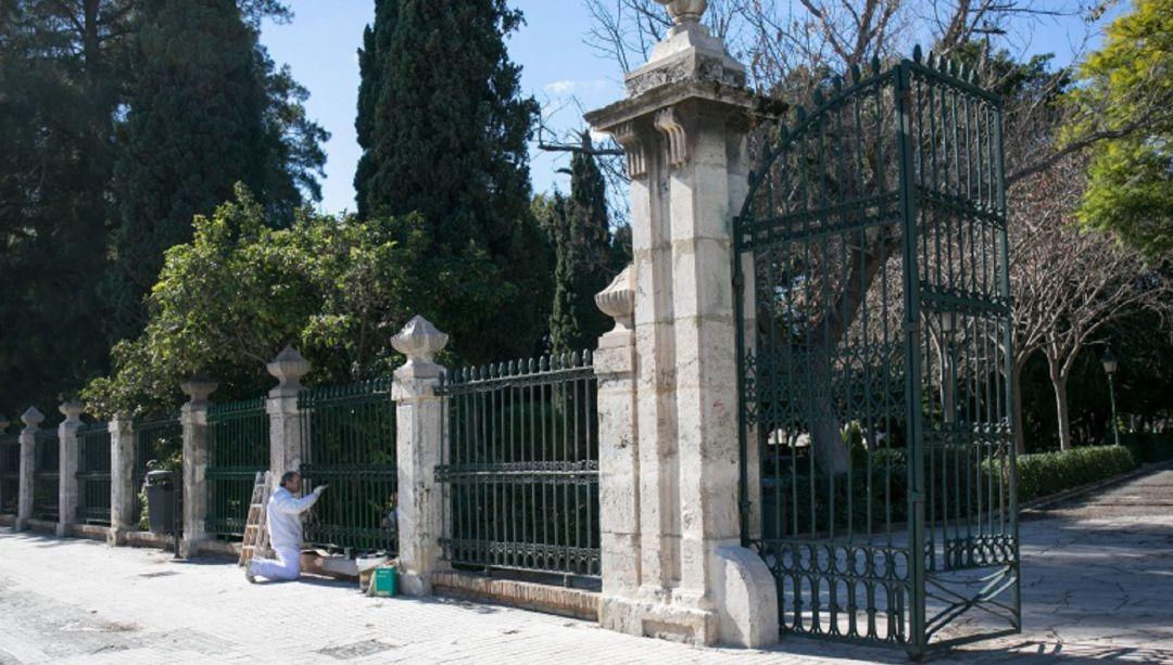 Inspecci n multa al ayuntamiento de valencia por el for Viveros valencia