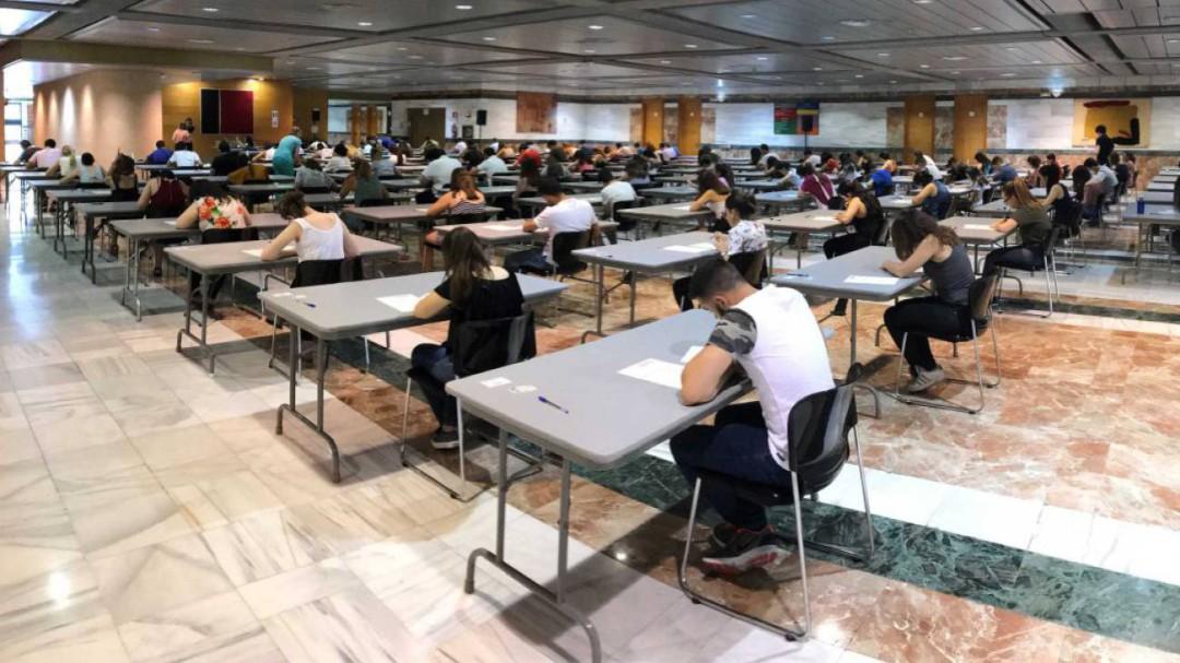 Hallan en Suecia los 400 exámenes de inglés realizados en Andalucía